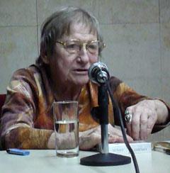 Вера Мутафчиева - 25.03.2009 г., Благоевград