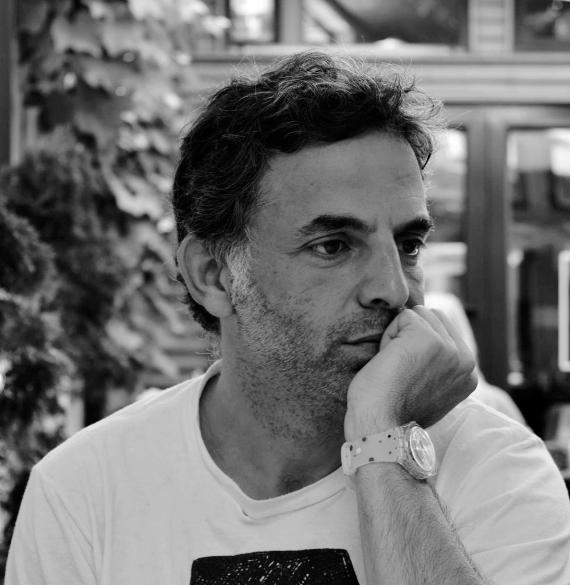 Етгар Керет - фотография от Йоана Русева