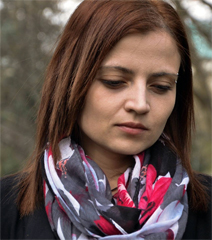 Йоана Русева - фотографирана от Ренета Бакалова